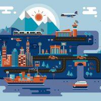 آموزش استفاده از بخش حمل و نقل در ثبت محصول ووکامرس