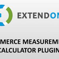 افزونه محاسبه گر قیمت محصولات بر اساس وزن، ابعاد،حجم،طول، سطح