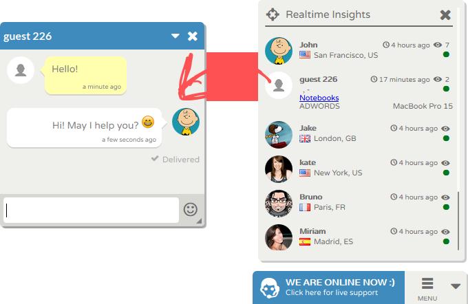 افزونه چت وردپرس WordPress Flyzoo Live Chat