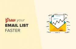 راه های تست شده و آسان جهت افزایش سریع لیست ایمیل