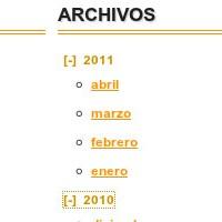 افزونه بایگانی ایجکسی وردپرس jQuery Archive List – آرشیو آژاکس ajax