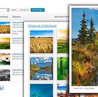 افزونه گالری تصاویر و عکس وردپرس wp gallery plugins