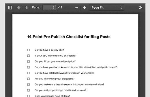 نمایش فایل PDF به صورت زنده در وردپرس