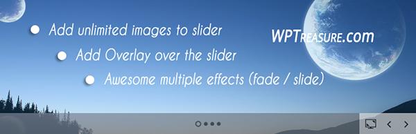 افزونه اسلایدر تصویر زمینه وردپرس Responsive Background Slider