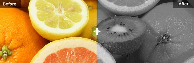 افزونه مقایسه تصاویر وردپرس در دو حالت قبل و بعد ویرایش