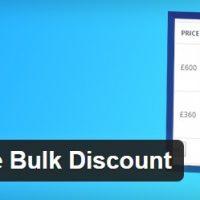 افزونهی WooCommerce Bulk Discount