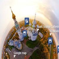 نمایش عکس ۳۶۰ درجه پانوراما در وردپرس و ووکامرس