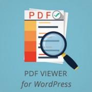 افزونه نمایش فایل های PDF در وردپرس
